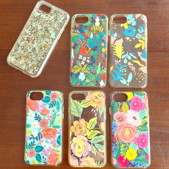 COPY - Rifle Paper Co iPhone cases - fits 6, 7 an…